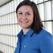 Lisi Maier, Bundesvorsitzende des Bundes der Deutschen Katholischen Jugend (BDKJ)