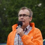 Joachim Heier, Mitglied des Koordinierungskreises von Attac Deutschland