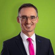 Roland Wegner, Bundesvorsitzender der V-Partei³, Stadtrat in Augsburg