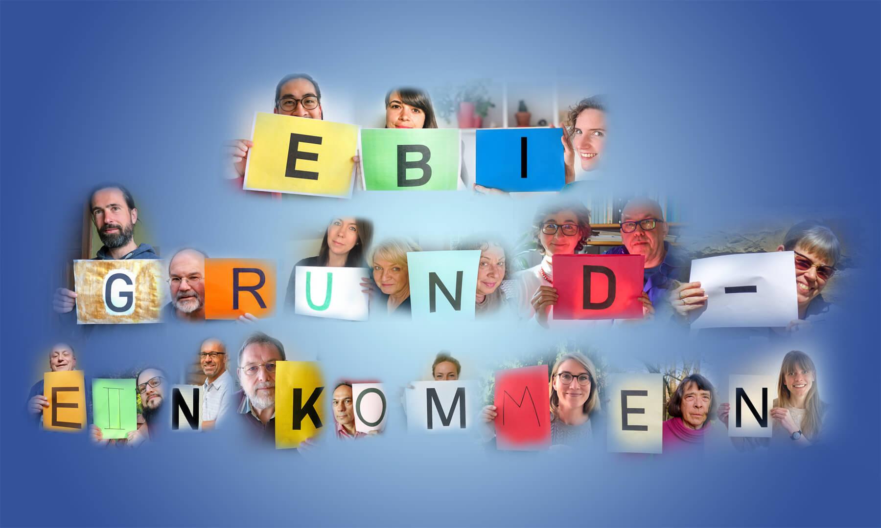 Bedingungsloses Grundeinkommen EBI